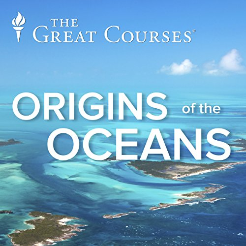 Origins of the Oceans audiobook cover art