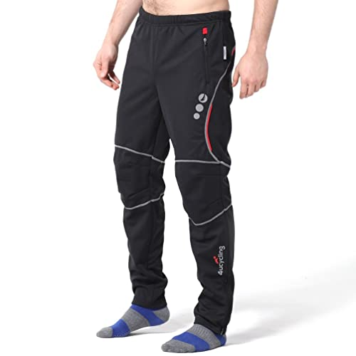 5a5c8a1cbd5a 4ucycling Windproof Athletic Pants for Outdoor and Multi Sports