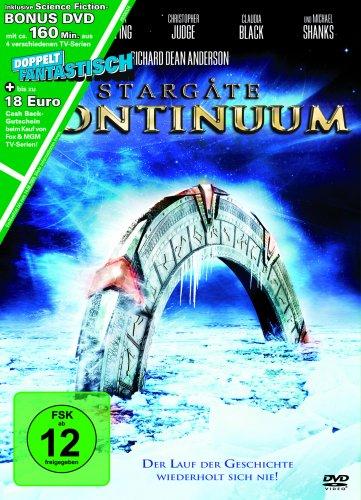 Continuum (inkl. Sci-Fi-Bonus DVD mit 4 verschiedenen TV-Episoden)