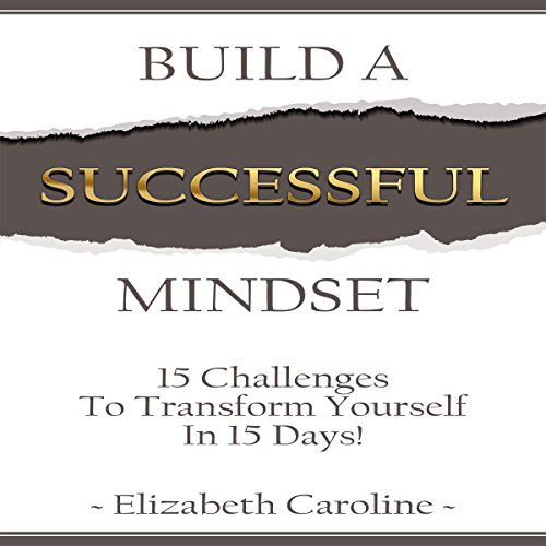 Build a Successful Mindset audiobook cover art