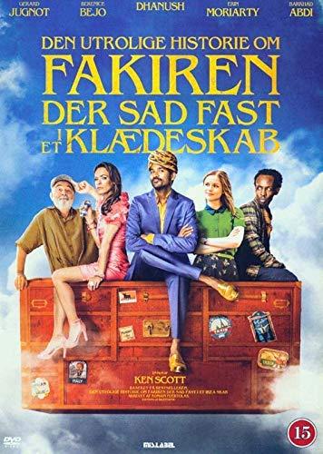 De la India a París en un armario de Ikea / The Extraordinary Journey of the Fakir (2018) [ Origen Danés, Ningun Idioma Espanol ]