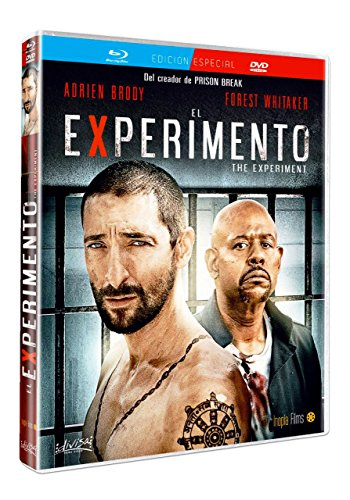 El experimento (The Experiment) [Blu-ray]