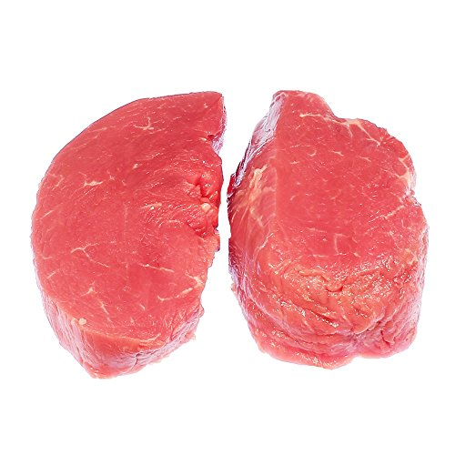 Kalbshüftsteaks extra zart vom deutschen Gourmetkalb, 10 Steaks a 180 g = 1.800 g