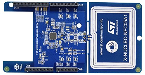NFC by St Nucleo Expansion Board, 1)