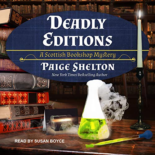 Scottish Bookshop Mystery Series # 6 Audiobook By Paige Shelton cover art