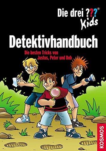 Die drei ??? Kids. Detektivhandbuch (drei Fragezeichen) by Unknown(2015-04)