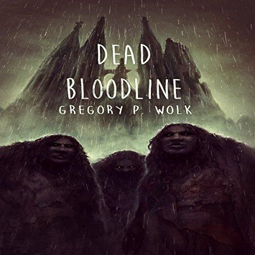 Dead Bloodline audiobook cover art
