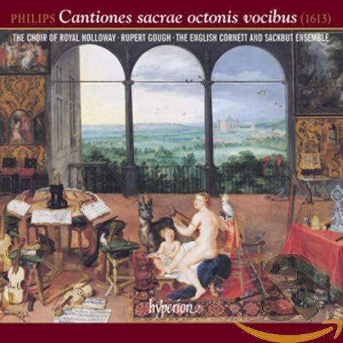Peter Philips (1560/1–1628) : Cantiones Sacrae Octonis Vocibus
