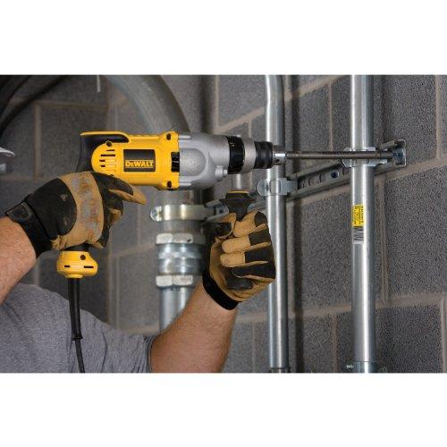 DEWALT Hammer Drill, 1/2-Inch, 10-Amp, Pistol Grip (DWD520)