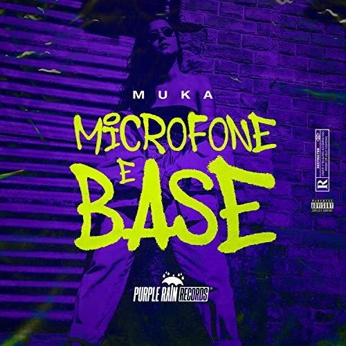 Microfone e Base