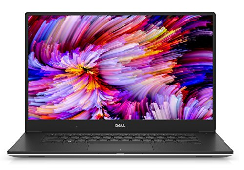 Dell XPS 15 15.6 Inch QHD Touch Laptop - (Silver) (Intel Core i7-7700HQ, 16 GB RAM, 512 GB SSD, GTX 1050 4G Graphics Card, Windows 10)