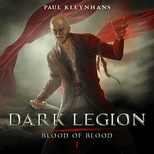 Dark Legion audiobook cover art