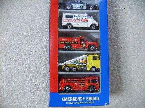 Hot Wheels Emergency Squad Gift Pack 1992 #3870