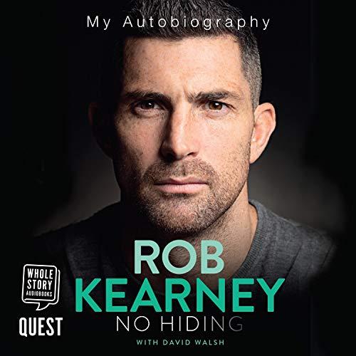 Rob Kearney: No Hiding cover art