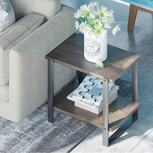 Zinus Side Table, Brown