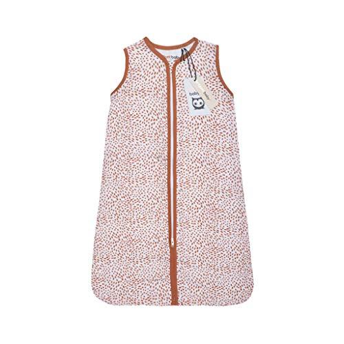 Briljant Minimal 131R - Saco de dormir para verano (90 cm), color marrón