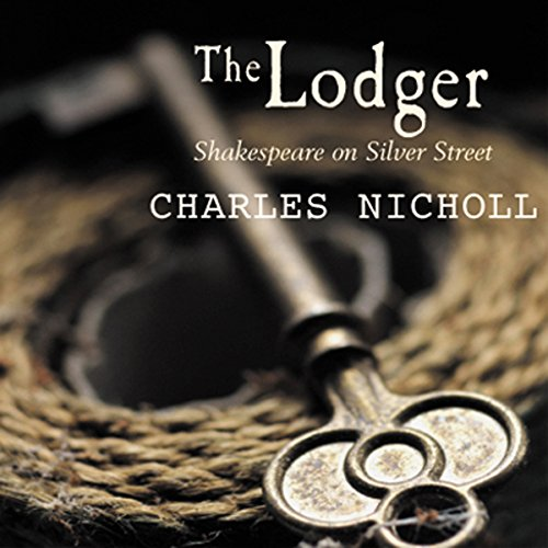The Lodger audiobook cover art