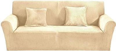 ENZER Patrón funda de sofá estiramiento flor del pájaro del ...