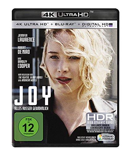 Joy - Alles außer gewöhnlich (+ 4K Ultra HD) [Blu-ray]