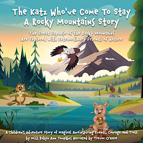 The Katz Who've Come to Stay cover art