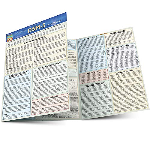 DSM-5 Overview (Quick Study Academic)