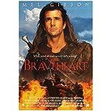 wzgsffs Klassiker Braveheart Wall Poster 1995 Mel Gibson