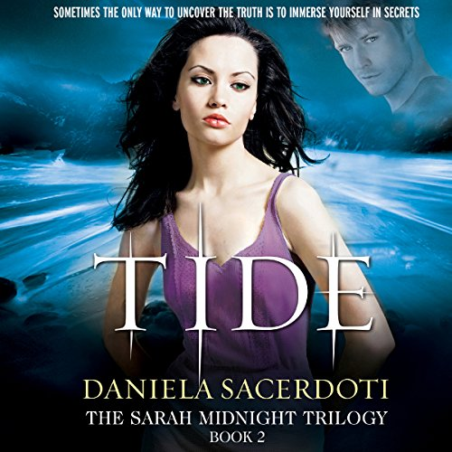 Tide: The Sarah Midnight Trilogy (Book 2) audiobook cover art