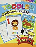 Toddler Activity books ages 1-3: Activity book for Boy, Girls, Kids, Children (First Workbook for...
