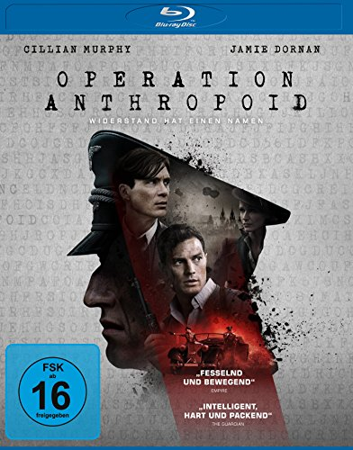 Operation Anthropoid [Blu-ray]