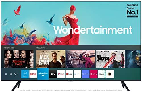Samsung 108cm (43 inch) Ultra HD (4K) LED Smart TV(UA43TUE60FKXXL)