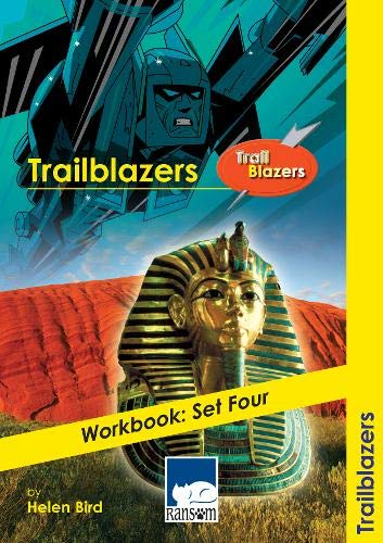 Trailblazers Workbook: Set 4