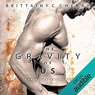 Couverture de The gravity of us