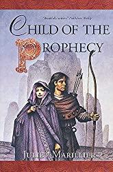 Cover of Child of the Prophecy