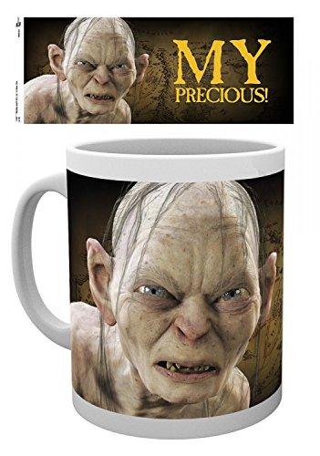 1art1 Der Herr Der Ringe - Gollum, Mein Schatz Foto-Tasse Kaffeetasse 9 x 8 cm
