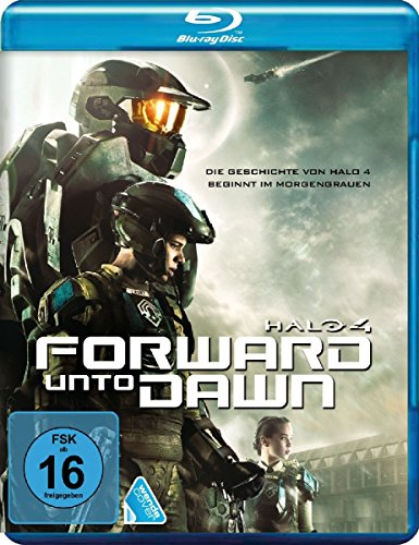 Halo 4 - Forward Unto Dawn [Blu-ray]