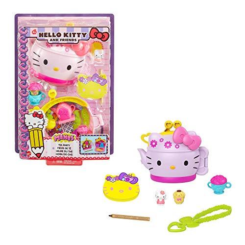 Hello Kitty GVB31 - Hello Kitty Minis Teeparty Schatulle