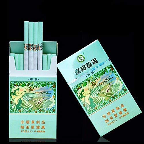 Yunnan Chinese Herbal Tea Cigarettes, Smokeless Fruit...