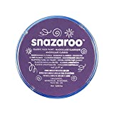 Snazaroo Classic Face and Body Paint, 18ml, Purple