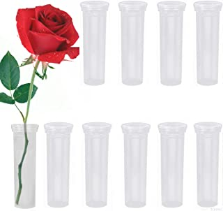 MeiMeiDa 10pcs 60ml Large Flower Water Tubes - 4