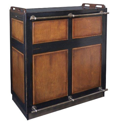 Authentic Models Casablanca Bar - schwarz, Möbel in Military und Navy Stil