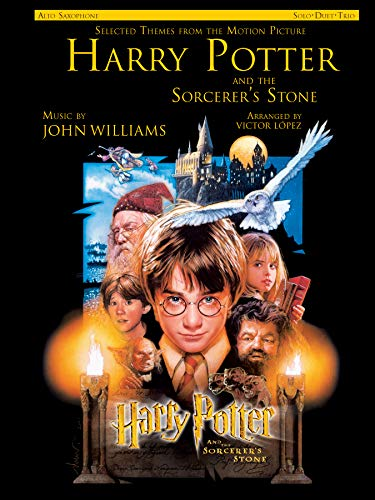 Selected Themes from the Motion Picture Harry Potter and the Sorcerer's Stone (Solo, Duet, Trio): Alto Saxophone (Instrumental Series)