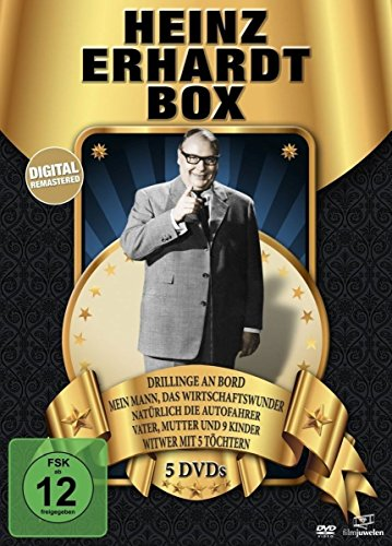 Heinz Erhardt Box (5 DVDs)