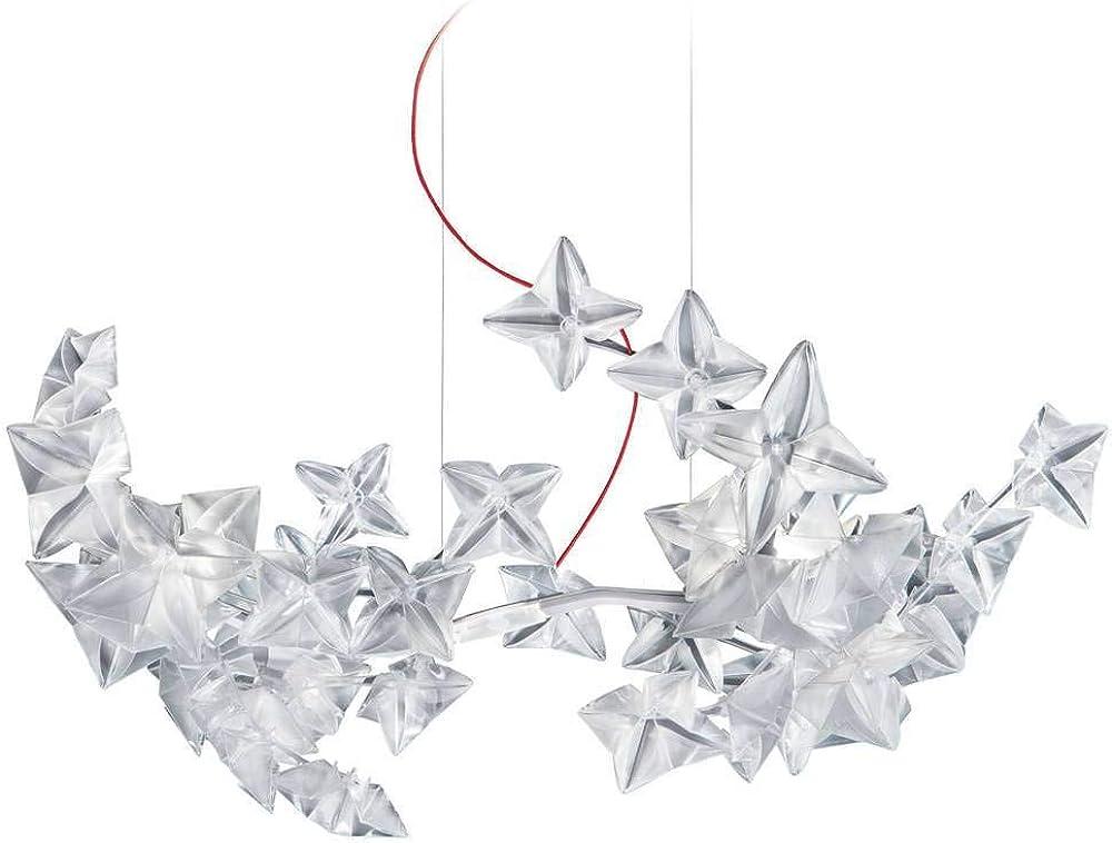 Slamp hanami large lampada sospensione, prisma HAN78SOS0003LE