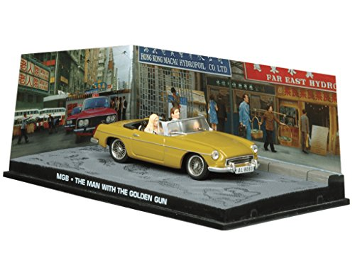 007 James Bond Car Collection #19 MGB (The man with the golden gun)