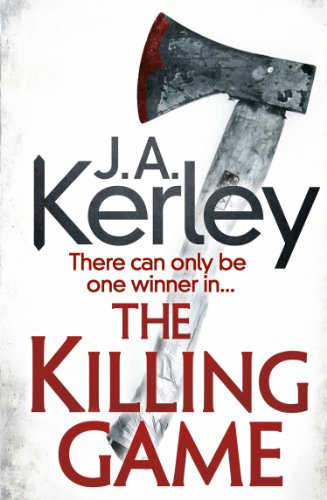 The Killing Game (Carson Ryder, Book 9) (English Edition)