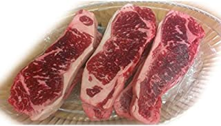 Prime Beef Steak - Strip Steak - 4 lbs