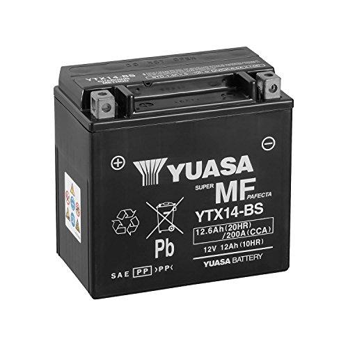 61315 - Batteria YTX14-BS Combipack (con electrolito)