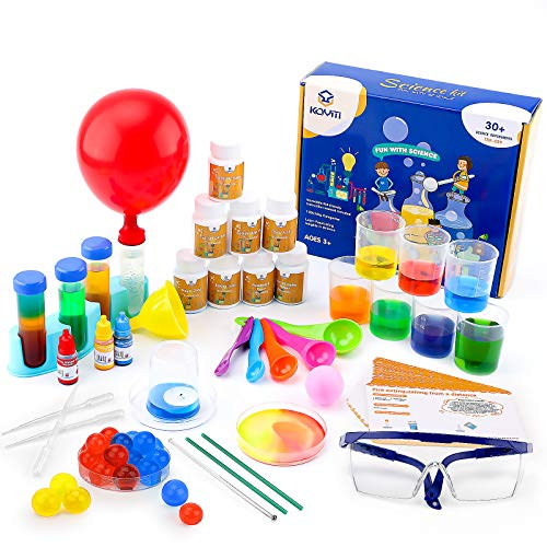 Koviti Science Kits Toys for 3 4 5 6 7 8 Year Old Boys - Toys for 5 Year Old Boys丨DIY STEM Educational Toys for Kids Age 8-12丨STEM Toys Birthday Gifts for Kids Boys and Girls