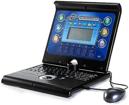 Discovery Kids Teach & Talk Exploration Laptop CHARCOAL