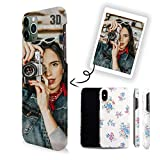 Z.Y Custom iPhone 12 Pro Case 3D, Designer Phone Case for iPhone 12 Pro Max Cases, Personalized Anime iPhone 11 Case, Make Your Own Phone Case (Compatible with All Phone Case)
